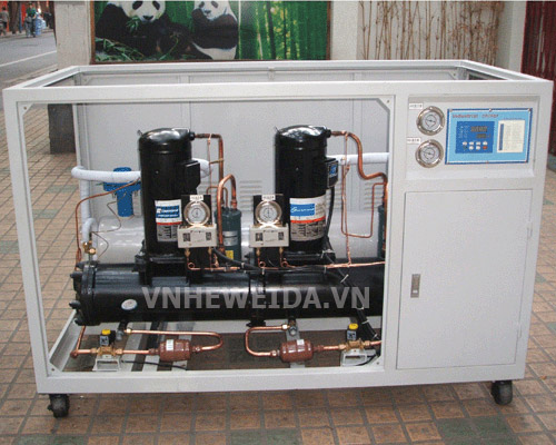 Type of waste water chiller water HWD-7L