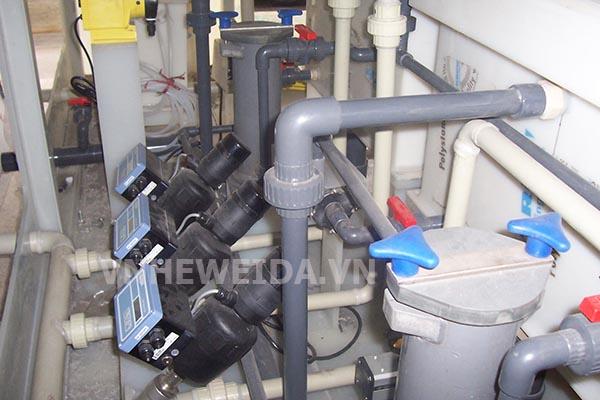 Hệ thống điều khiển đường ống