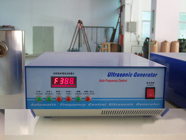 Ultrasonic control box