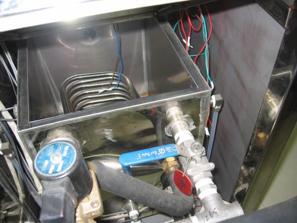 Kết cấu thùng chủ máy quang học