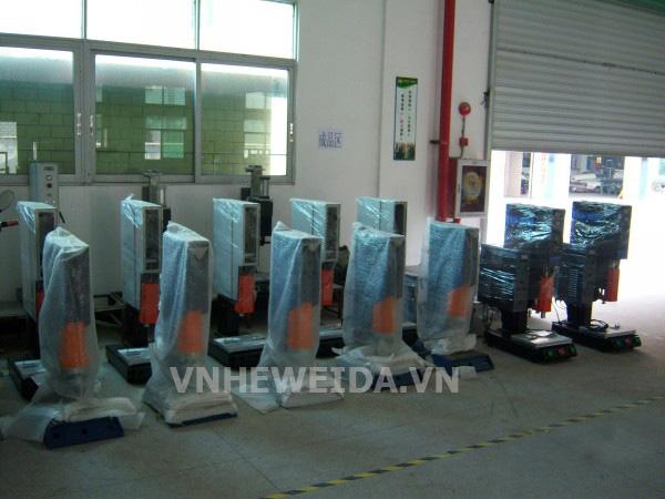 Máy hàn nhựa sóng siêu âm chính hãng Đài Loan