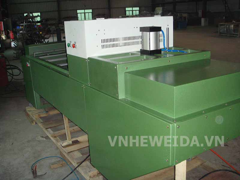 High-frequency plastics welding machine automatically