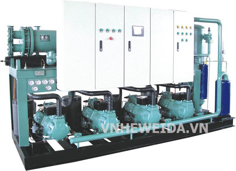 Industrial water chiller HWD-120L