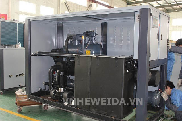 Industrial water chiller HWD-60L