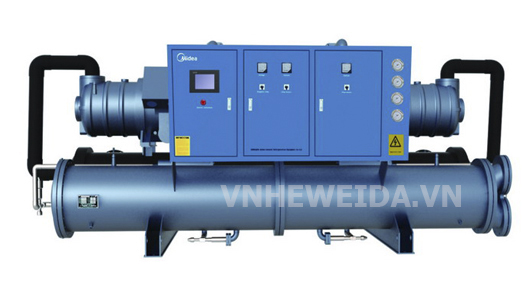 Industrial water chiller HWD-40L