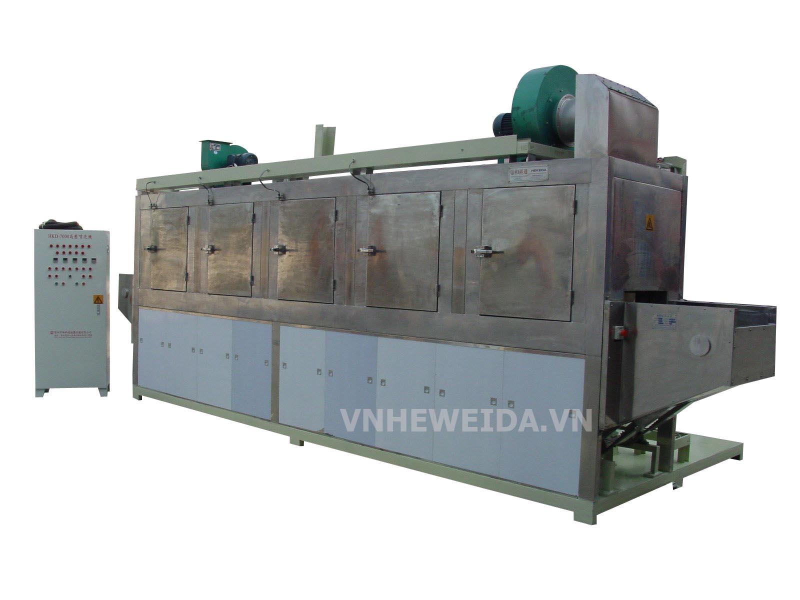 HWD-7000高  Máy phun rửa cao áp