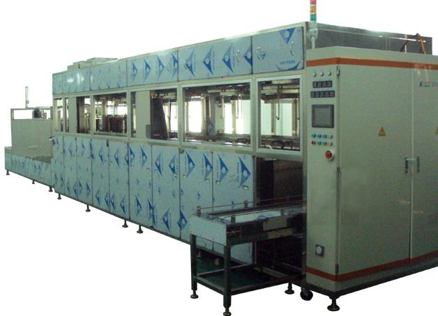 HWD-16228STGF  Máy rửa khuôn tấm kính nhựa tự động