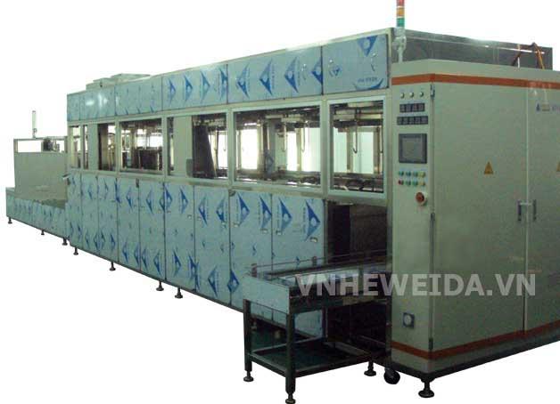 HWD-11222STGF  Máy rửa LCD tự động