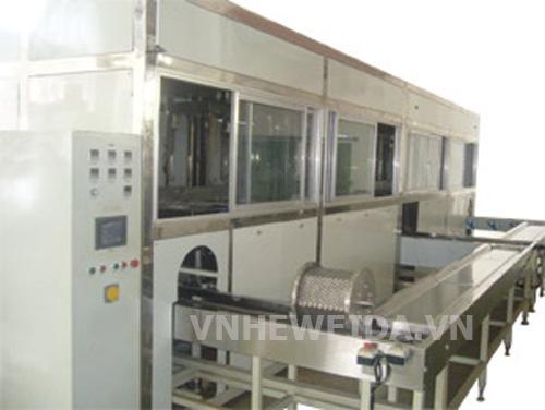 HWD-10192STGF全自動電子零件清洗機