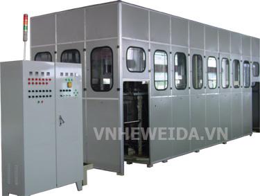 HWD-8198STGF  Máy rửa linh kiện trục tinh vi tự động