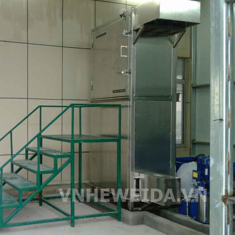 自动熔体滤芯高压水洗机.