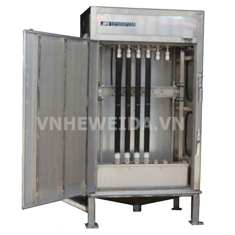 自动熔体滤芯高压水洗机