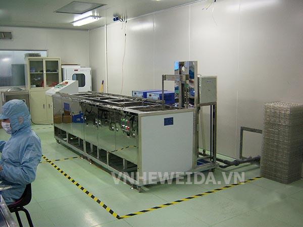 HWD-8132ST  Máy rửa màn hình tinh thể lỏng