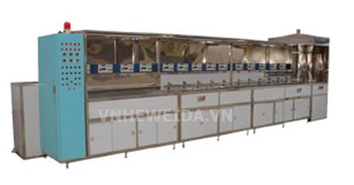 HWD-15168SRT  Máy rửa quang học bán tự động