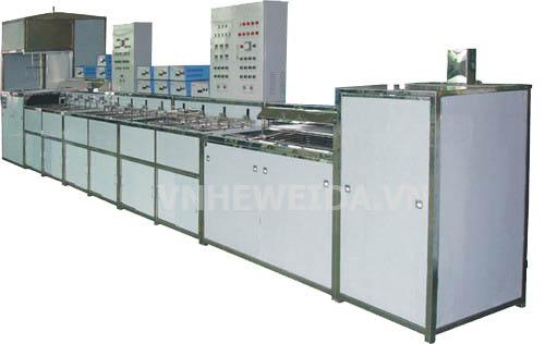 HWD-17180SRT  Máy rửa quang học bán tự động