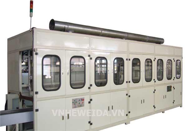 HWD-10180STGF  Máy rửa silicon tự động