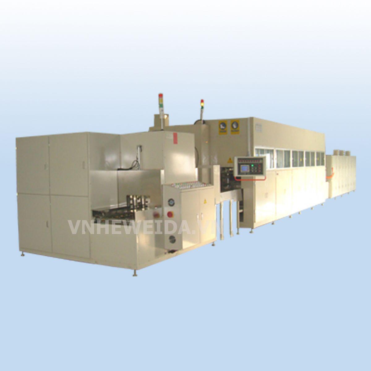 Automatic ultrasonic washer 2