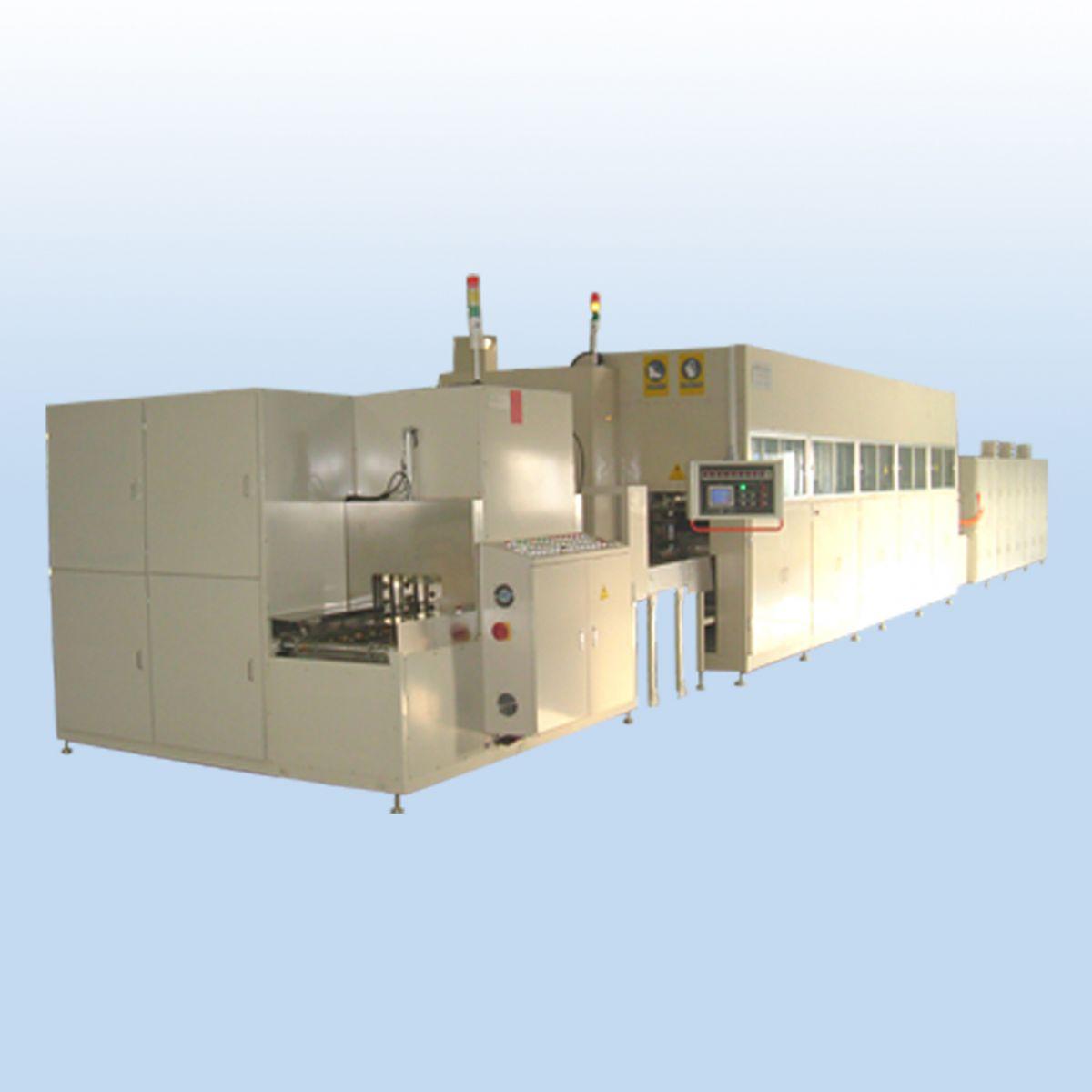 Automatic ultrasonic washer