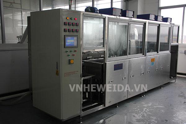 Automatic ultrasonic washer 3