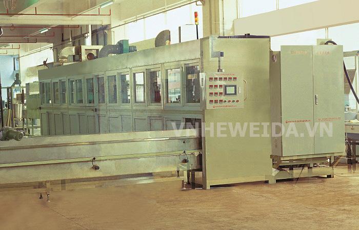 HWD-8144STGF  Máy rửa sóng siêu âm tự động