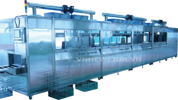 HWD-14234STGF  Automatic plastic glass washer
