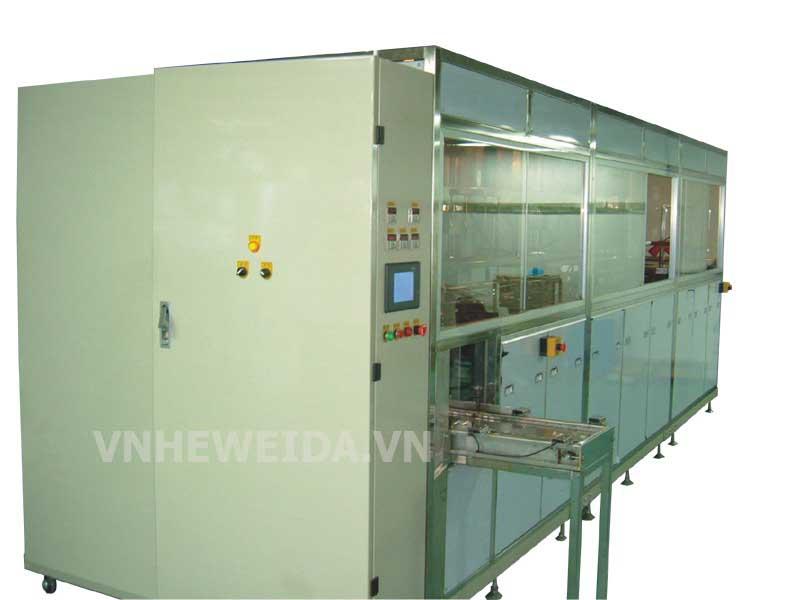 HWD-10240STGF  Máy rửa tinh thể lỏng tự động