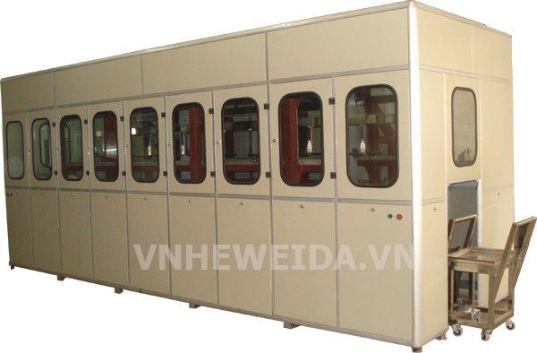 HWD-7108STGF  Automatic washer for capacitor
