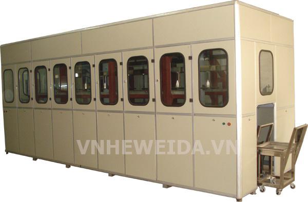 HWD-7108STGF全自動電容器清洗機