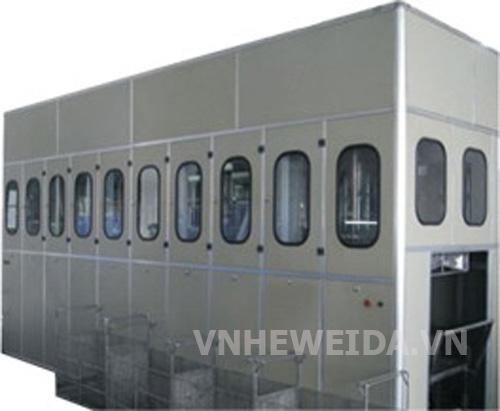 HWD-10258STGF  Máy rửa vỏ ngoài điện thoại di động tự động