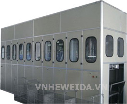 HWD-10180STGF  Máy rửa ngũ kim chiếu sáng tự động