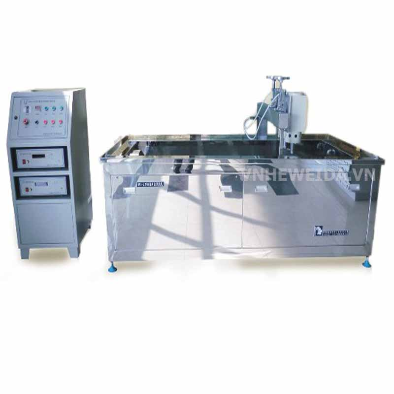 Máy tẩy rửa lỏi lọc bằng sóng siêu âm tụ năng (phun rửa bên trong)