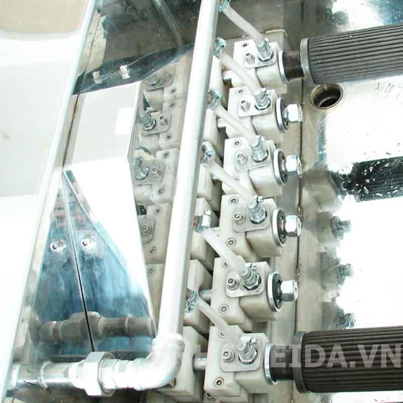 Máy tẩy rửa sóng siêu âm tụ năng