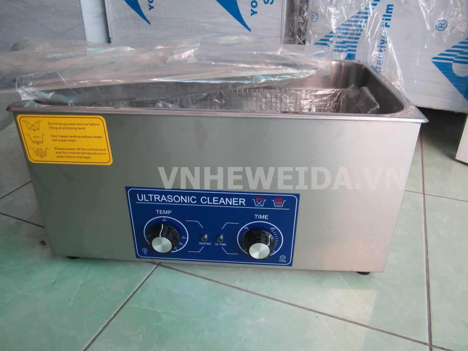 Máy tẩy rửa siêu âm HWD-1008ST