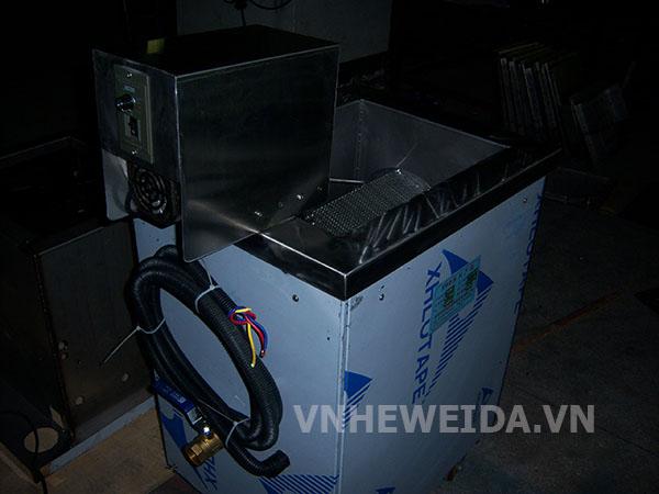 Máy rửa thùng đơn quay