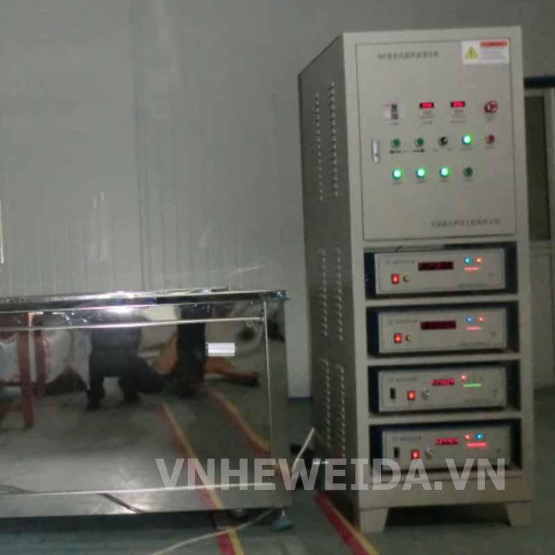 Máy tẩy rửa sóng siêu âm lỏi lọc tổng hợp