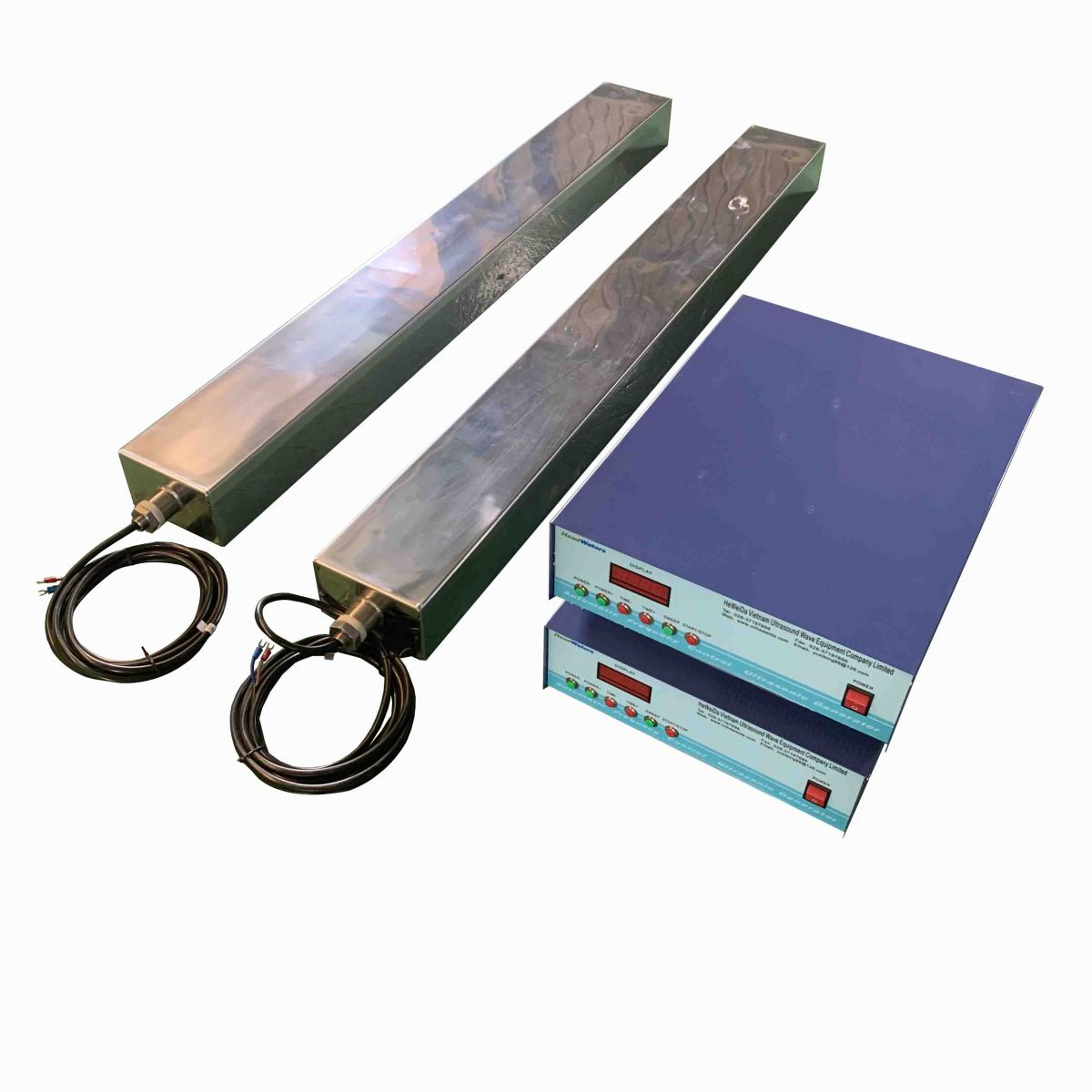 Ultrasonic vibrating plate